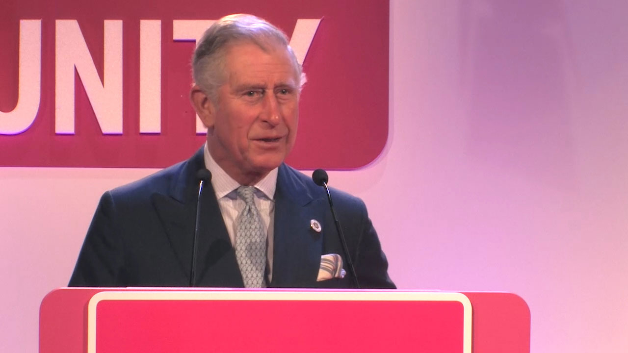 bitc prince of wales live webcasting conference filming company WaveFX based in London freelance vision mixer operator tricaster hire uk