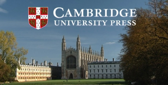 cambridge university press promotional video filmed by videographer Jamie huckle freelance camera operator London vision mixer to hire tricaster