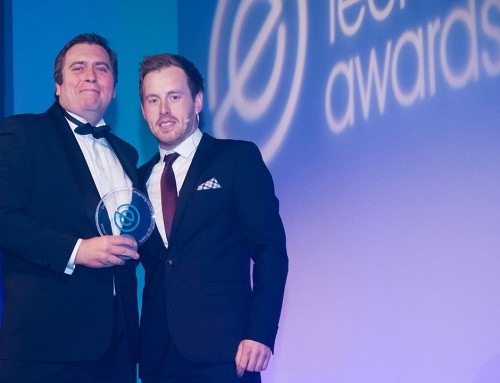 Winner of Best Live Streaming Solution – Event Technology Award