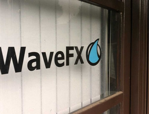 Inside WaveFX a Cambridge based video production company