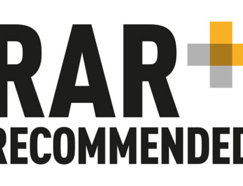 Awarded the coveted Recommended Agency status