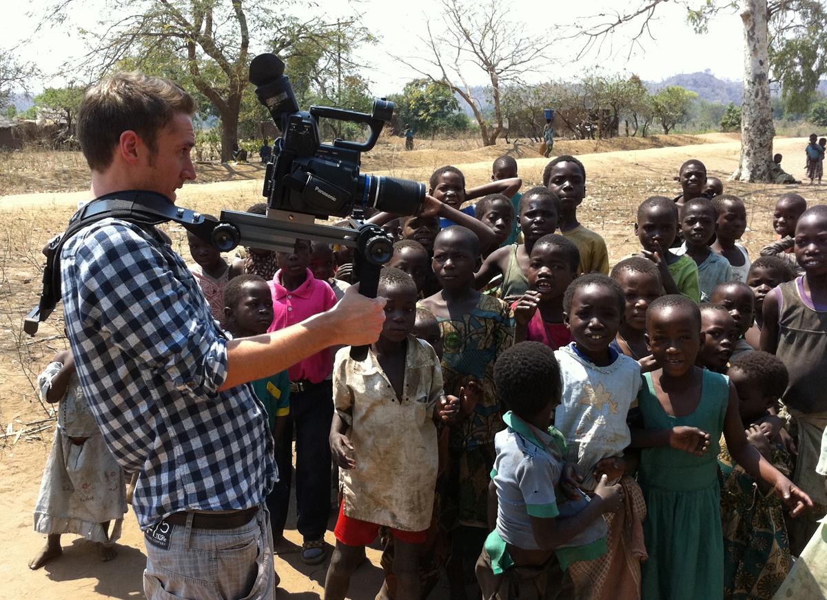 Malawi documentary filmed by cambridge video company wavefx