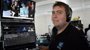 tricaster vision mixer hire rental london uk