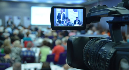 webcasting Australia webcast charity video production company to stream event to facebook live stream to youtube 360 videographer freelancer to hire tricaster uk