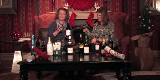 webcast Tesco live wine tasting stream to facebook webcasting company WaveFX best uk webcasting company to stream to Youtube 360 vr