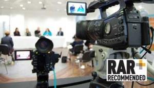 webcasting av hire audio visual rental cambridge london