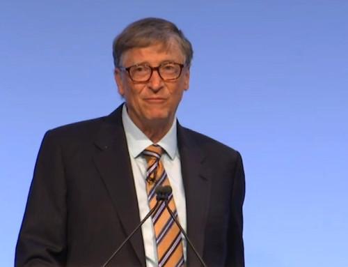 Bill Gates Malaria Webcast
