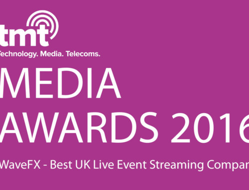 Best UK Live Event Streaming Company – TMT Media Awards
