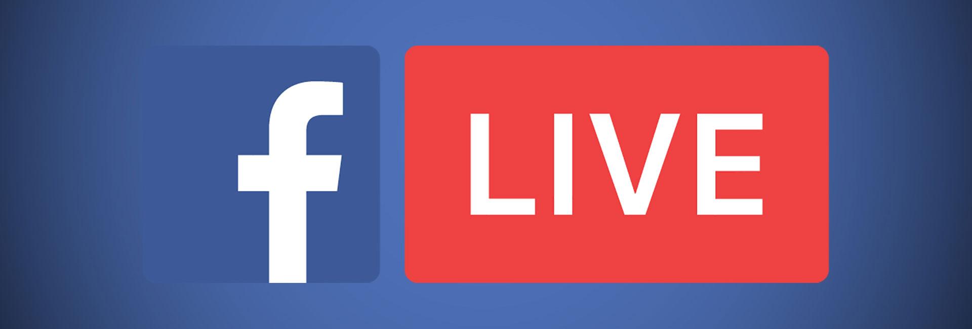 facebook webcast company