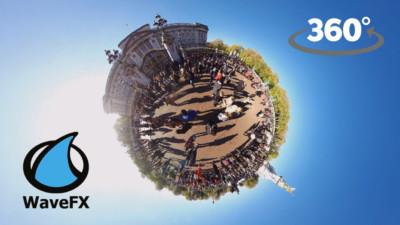 360 Animation & VR Production Company - WaveFX