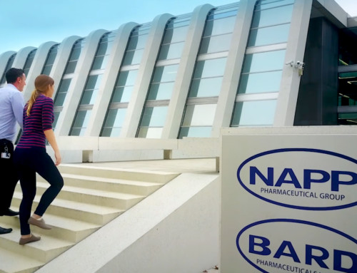 Bard Pharmaceuticals HR video
