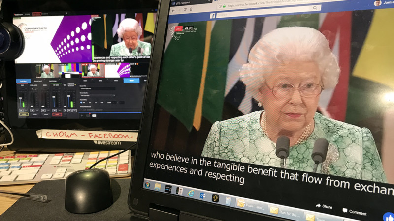 live webcast professional facebook live government webcast agency video production film event webcasting 360