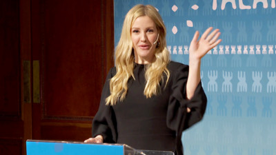 ellie goulding webcast company uk streaming production wavefx event filming cop23