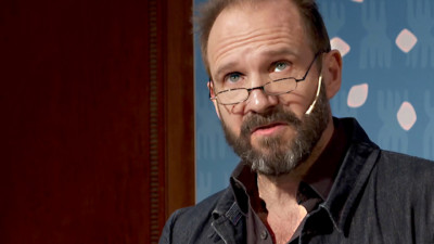 Royal Institution Live ralph fiennes webcast company streaming live event production webinar london webcasting crew facebook live