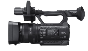 rent sony cameras cambridge film camera rental supplier webcaster freelance cameraman videographer for hire av equipment