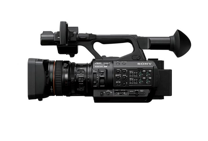 rent sony video camera live event filming company stream facebook webcast equipment hire uk