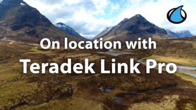 Teradek link pro hire remote wifi rent teradek wavefx