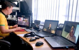 virtual festivals whisky webcast production company event streaming agency uk